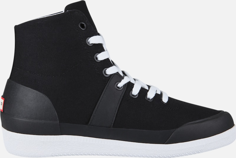 HUNTER Sneaker ORIGINAL HI CANVAS