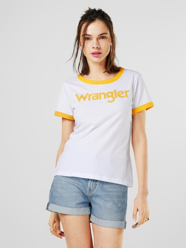 WRANGLER T-Shirt 'RETRO KABEL'