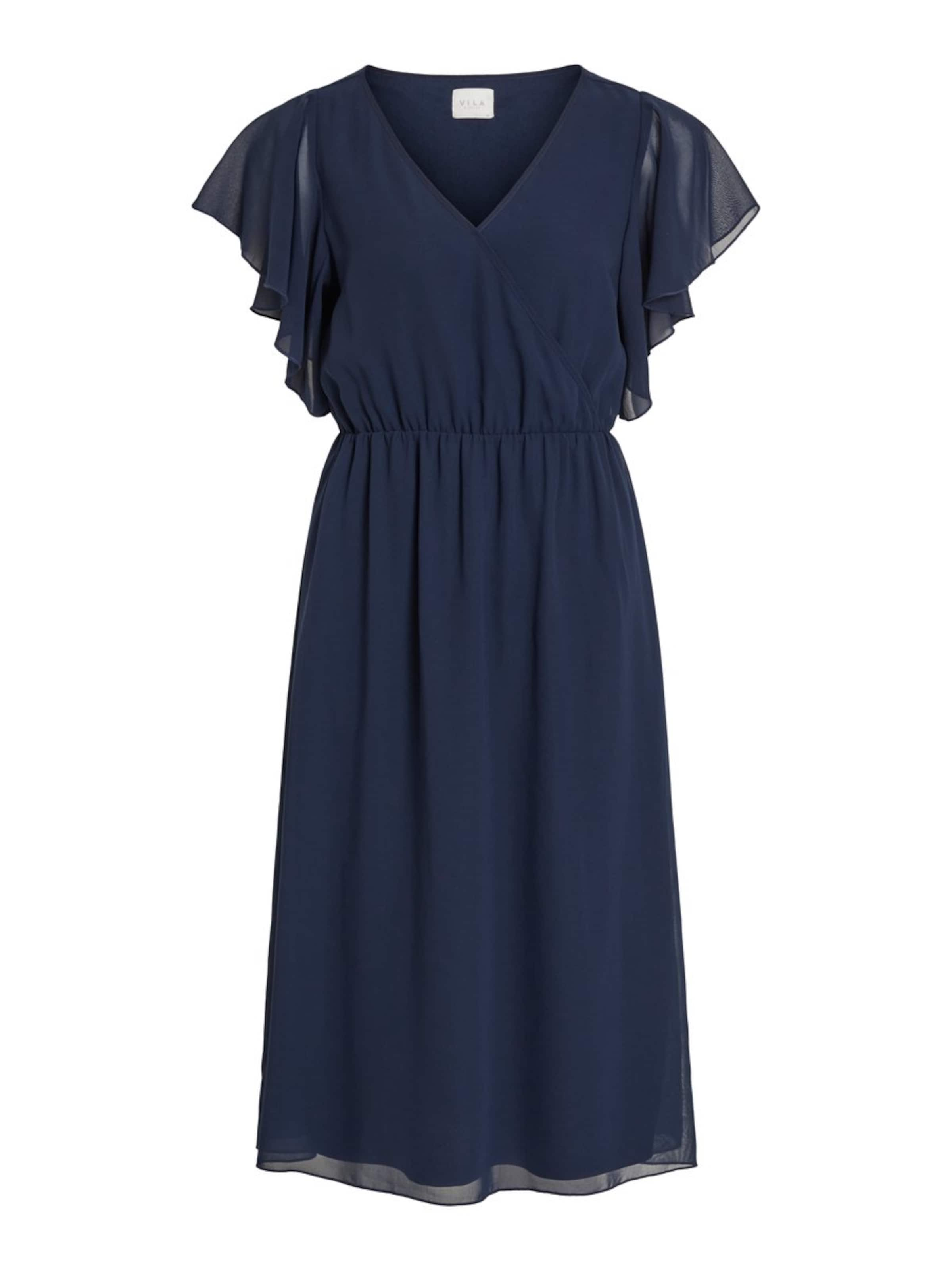 Robe Robe Bleu En Vila Robe Marine Vila Marine Vila Bleu En 8Oyn0Nwvm