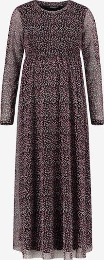 Supermom Jurk in de kleur Rosa / Lichtrood / Zwart, Productweergave