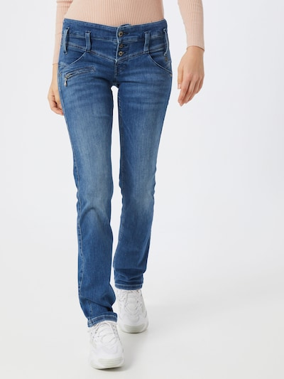 Jeans 'Amelie' FREEMAN T. PORTER pe albastru, Vizualizare model