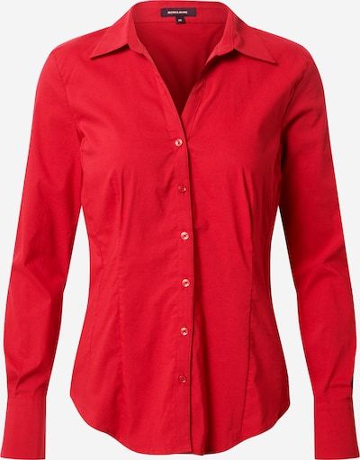 MORE & MORE Bluse in rot, Produktansicht