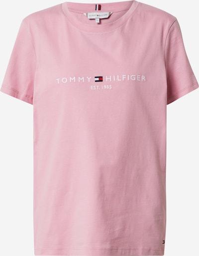 TOMMY HILFIGER T-shirt en rose, Vue avec produit