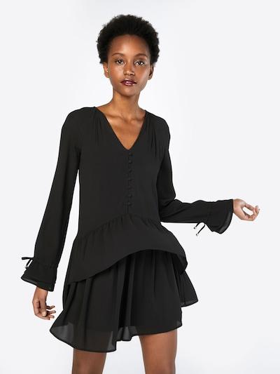 tigha Kleid 'Paulila' in schwarz, Modelansicht