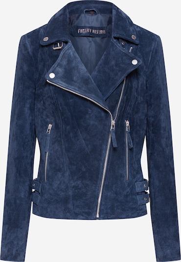 FREAKY NATION Between-Season Jacket in Blue, Item view