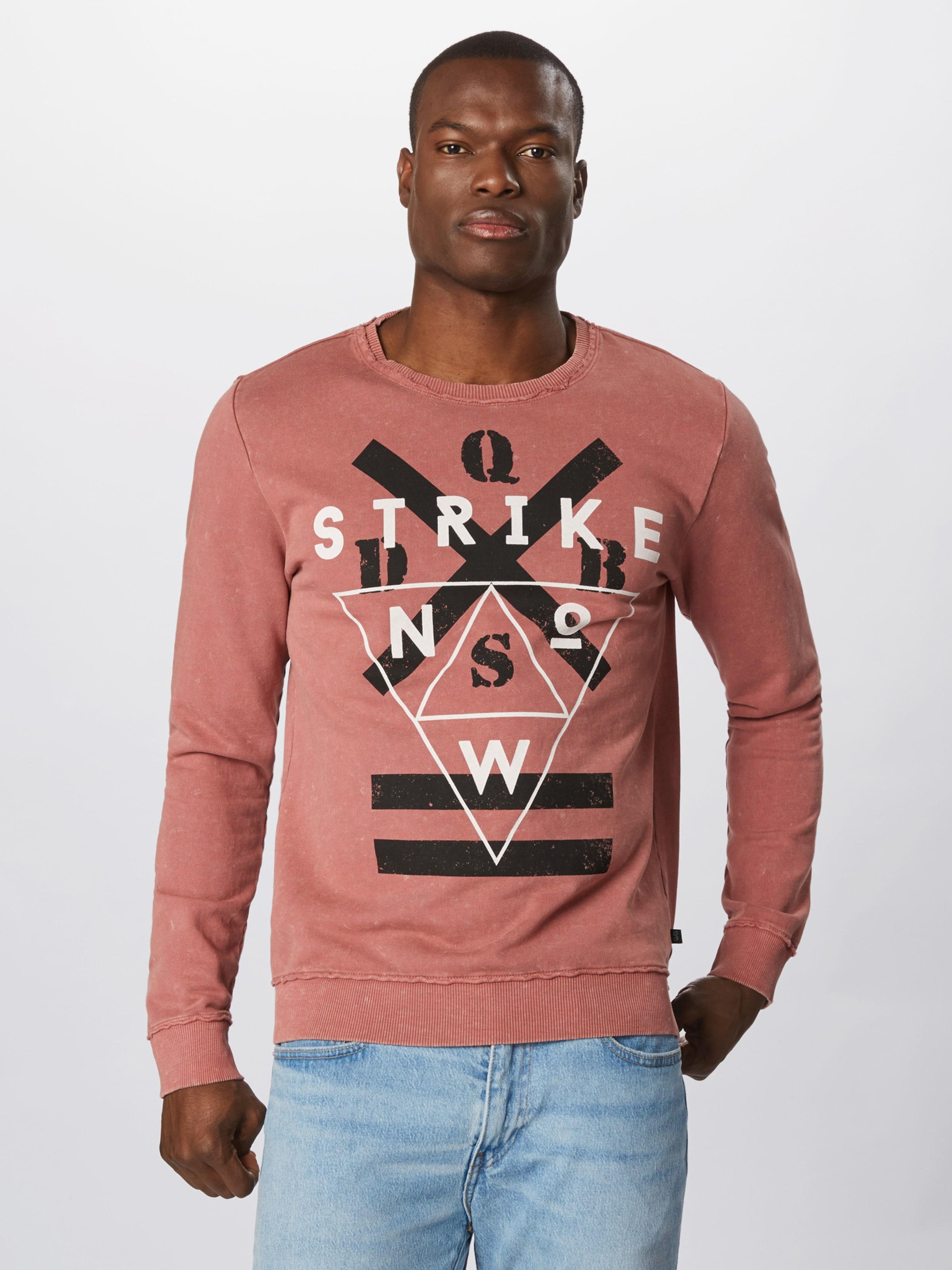 PastellrotSchwarz In Designed By Weiß s Sweatshirt Q XOiuPkZ