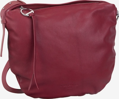 Liebeskind Berlin Umhängetasche ' Dive Bag 2 ' in dunkelrot, Produktansicht