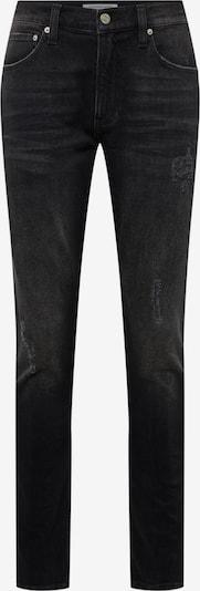 Calvin Klein Jeans Jean '058 SLIM TAPER' en noir denim, Vue avec produit