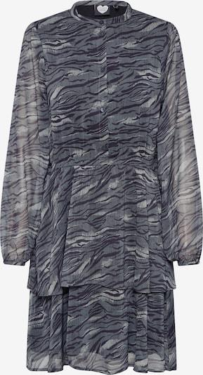 CATWALK JUNKIE Dolga srajca 'DR JUNGLE TIGER' | siva / črna barva, Prikaz izdelka