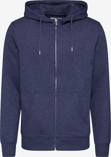 !Solid Mikina s kapucí 'Morgan Zip' - tmavě modrá, Produkt