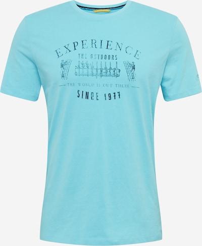 CAMEL ACTIVE T-Shirt en bleu, Vue avec produit
