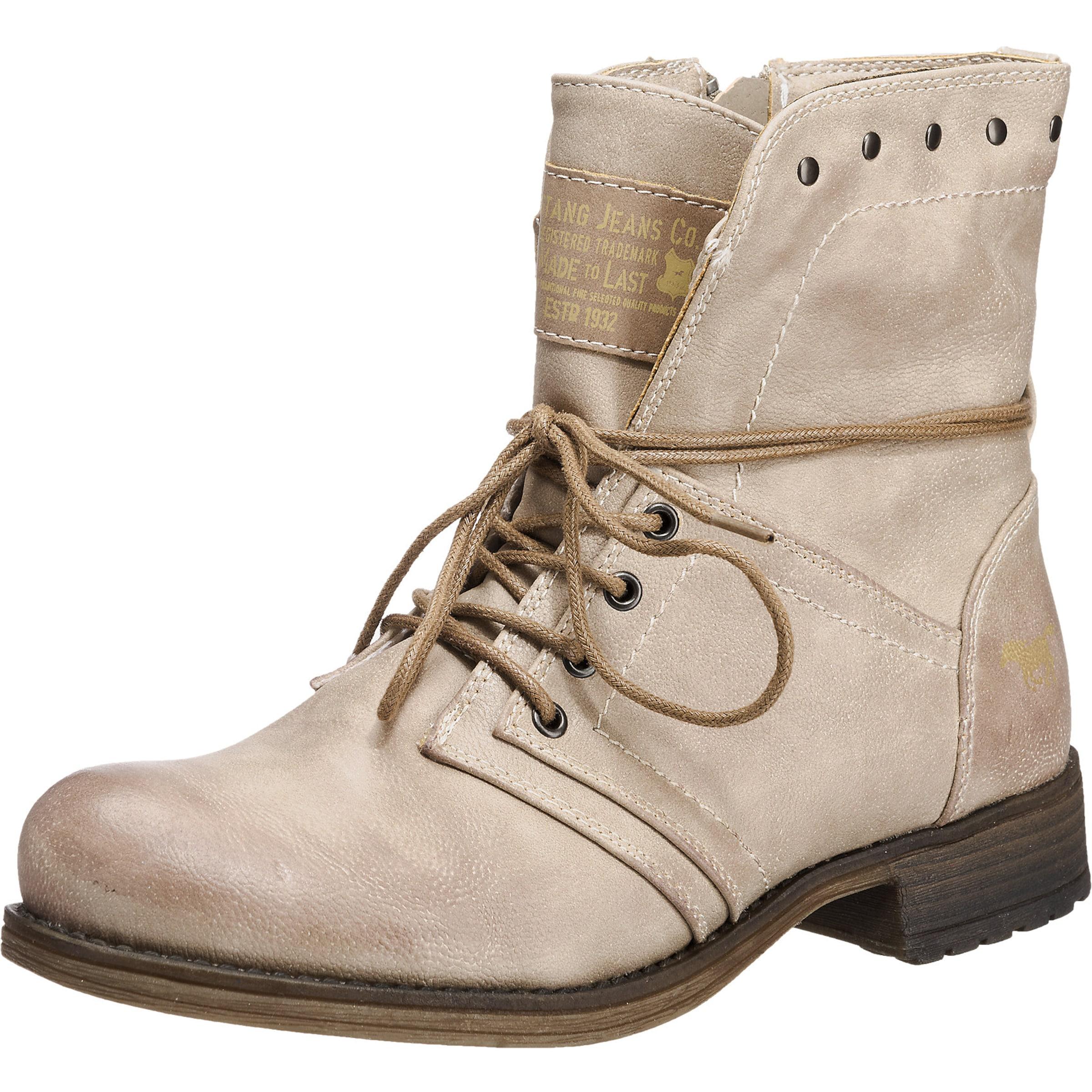 MUSTANG Schnürboots Verschleißfeste billige Schuhe Hohe Qualität