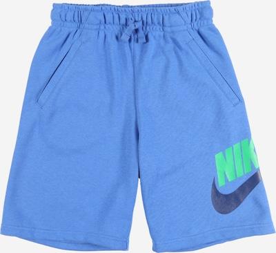 Nike Sportswear Bikses 'CLUB' pieejami zils, Preces skats