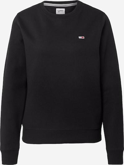 Tommy Jeans Sweatshirt in schwarz, Produktansicht