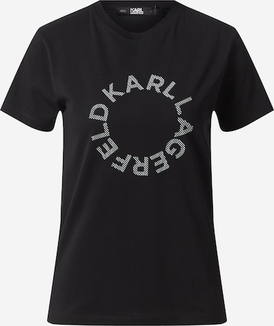 Karl Lagerfeld Shirt in schwarz, Produktansicht