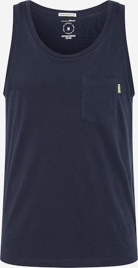 Tricou TOM TAILOR DENIM pe albastru închis, Vizualizare produs