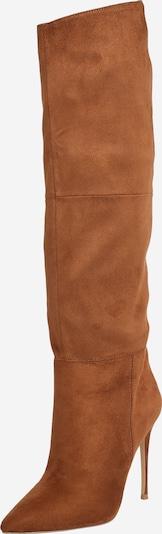 STEVE MADDEN Botas sobre la rodilla en marrón, Vista del producto