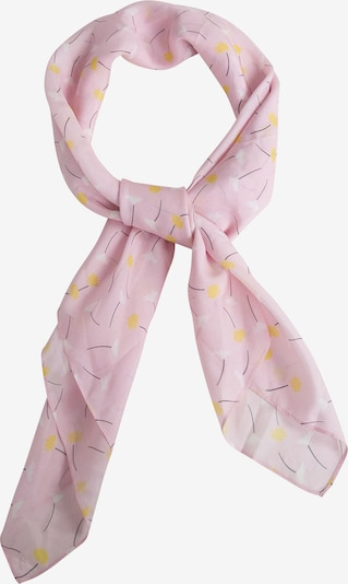 EDITED Seidentuch 'Ranee' in pink / weiß, Produktansicht