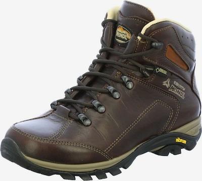 MEINDL Schuhe 'Tessin Identity' in dunkelbraun, Produktansicht
