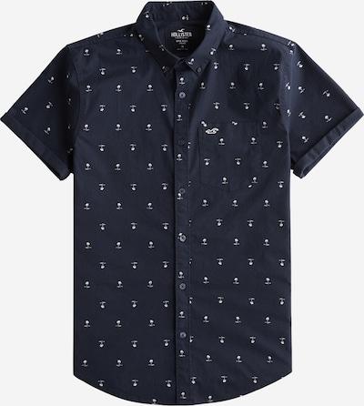 HOLLISTER Hemd 'SS SLIM' in blau, Produktansicht