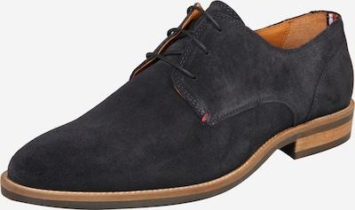 Pantofi cu șireturi 'Daytona 1B' TOMMY HILFIGER pe albastru închis, Vizualizare produs