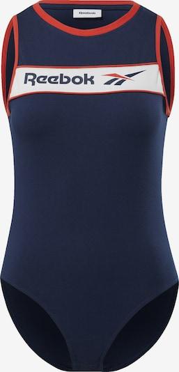 REEBOK Body in dunkelblau / rot / weiß, Produktansicht