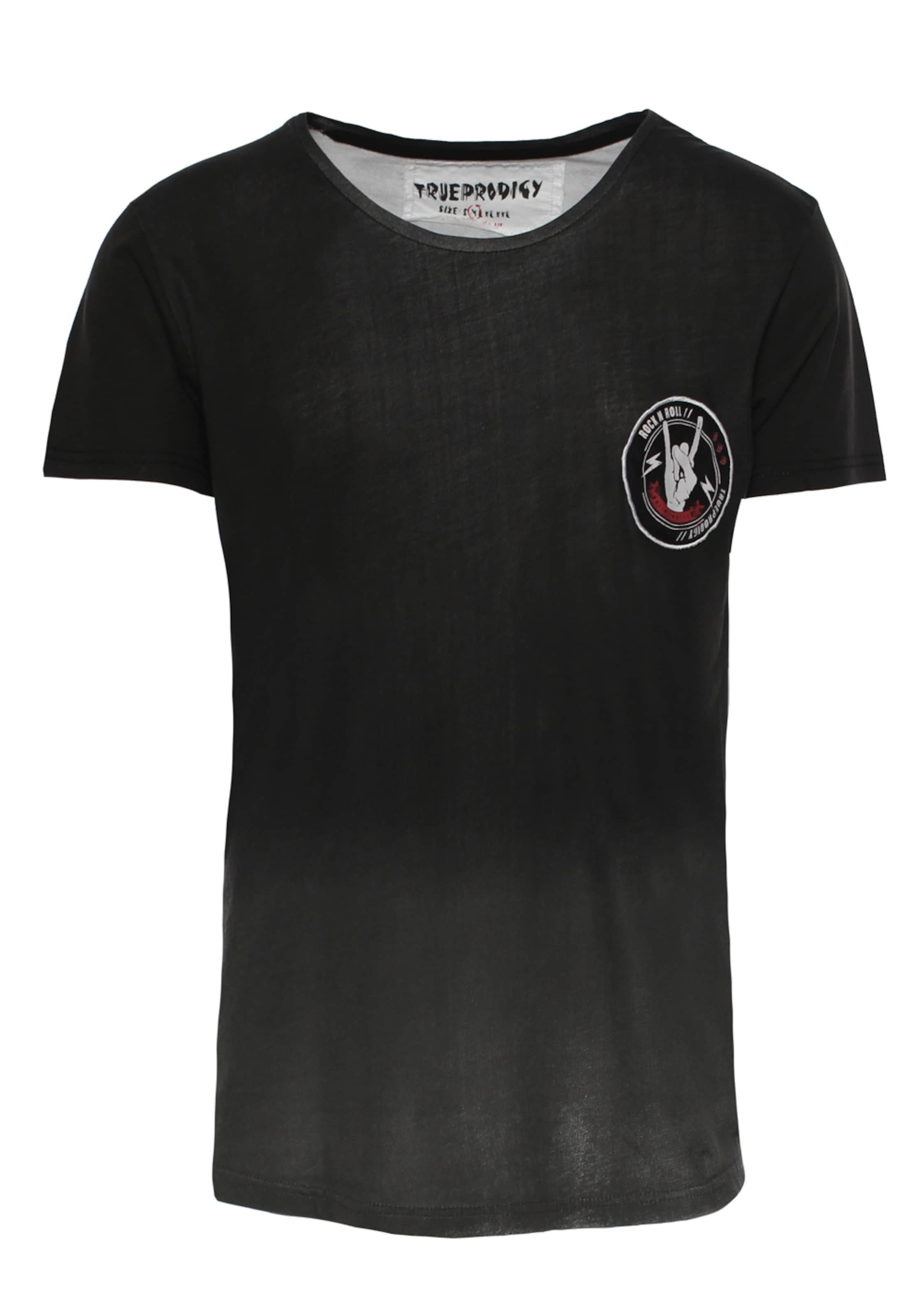 Trueprodigy Trueprodigy T GrauSchwarz T In shirt Sc3A4RLj5q