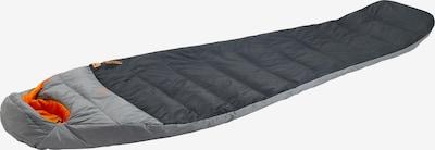MCKINLEY Daunenschlafsack 'Mu-Schlafsack Trekker 5 D I' in anthrazit / orange, Produktansicht