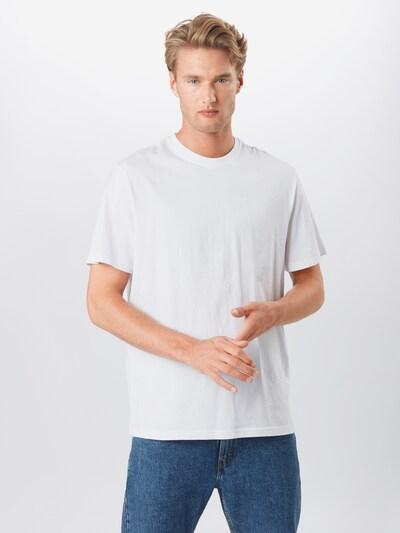 Only & Sons T-Shirt 'LUIGI' in weiß, Modelansicht