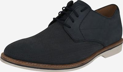 CLARKS Sportovní šněrovací boty 'Atticus Lace' - námořnická modř, Produkt