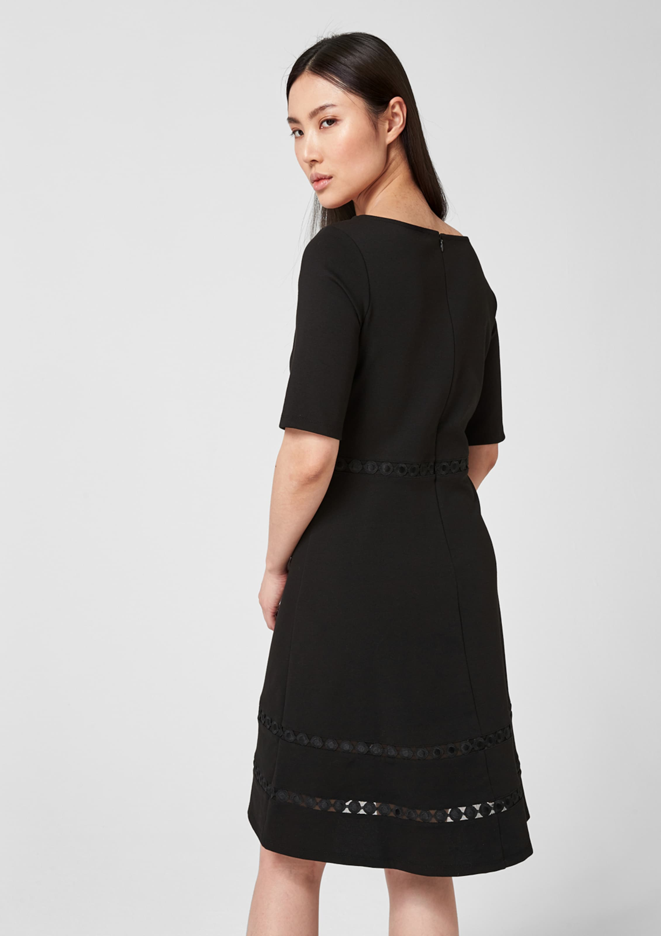 Label Stretchkleid Black In oliver Schwarz S 08OkwXnP