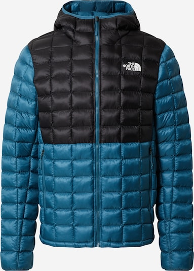 THE NORTH FACE Sportjacke 'THERMOBALL SUPER' in blau / schwarz, Produktansicht