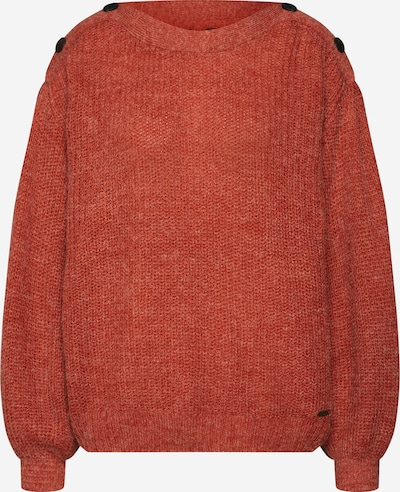 Pepe Jeans Strickpullover 'DINA' in pastellrot, Produktansicht