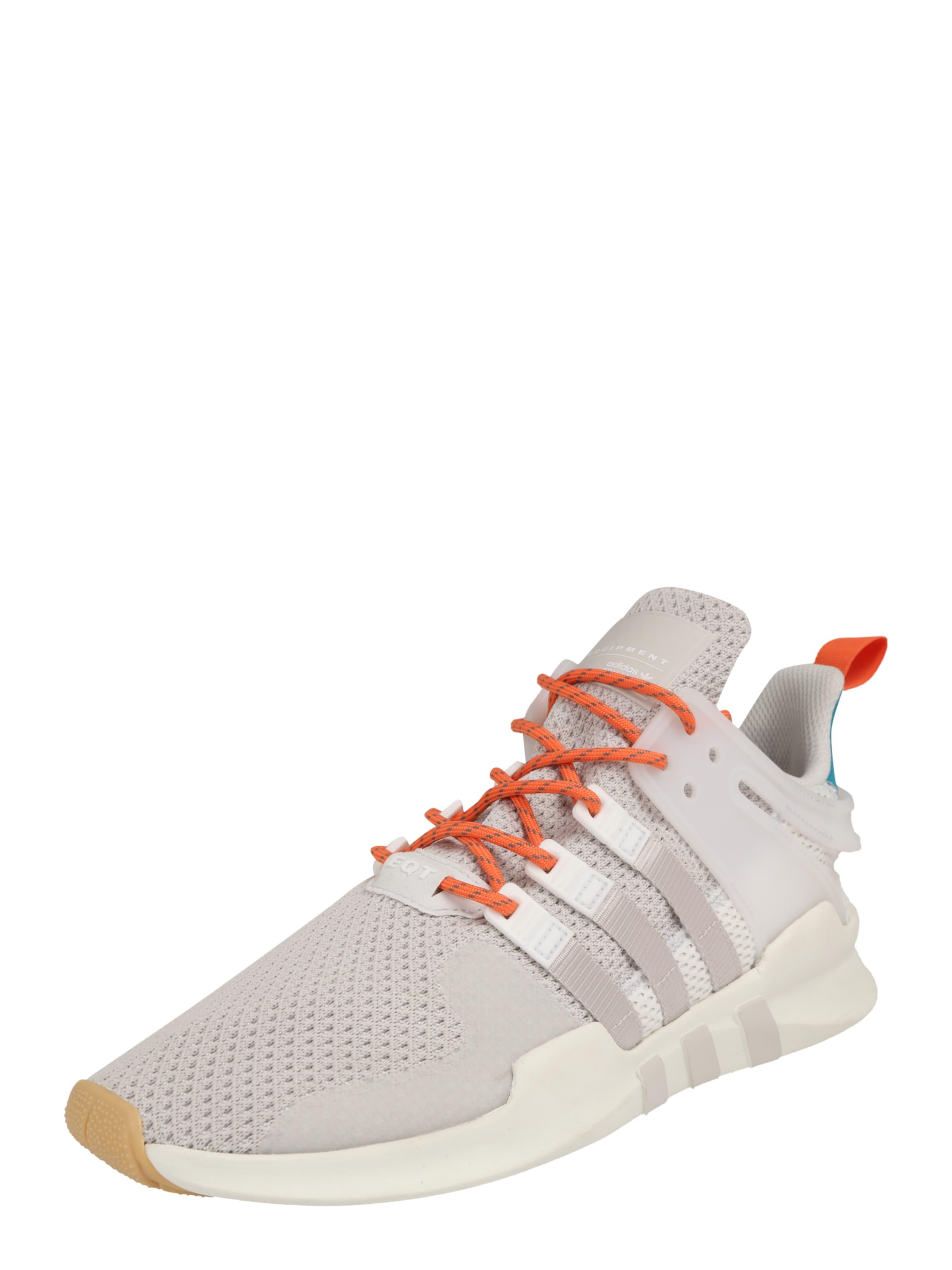 Adidas Weiß HellgrauHellorange Originals Adv' Sneaker 'eqt In Support ARcjLS543q