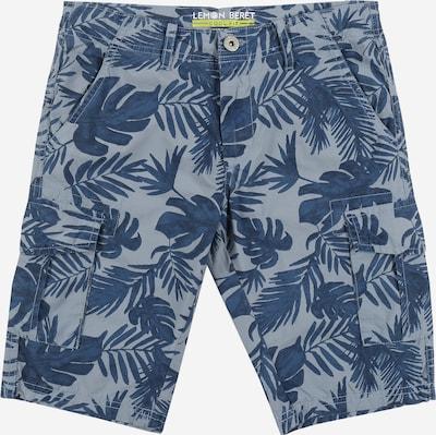 Pantaloni LEMON BERET pe albastru, Vizualizare produs