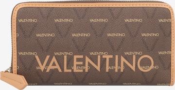 Valentino Bags Geldbörse 'Liuto' in Braun