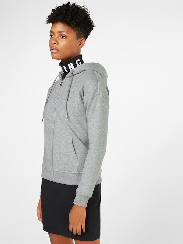 Urban Classics Hoodie 'Ladies Classic Zip'