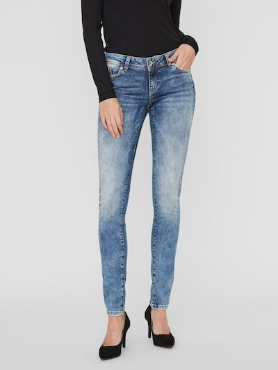 VERO MODA Jeans 'VMLOLA' in blue denim, Modelansicht