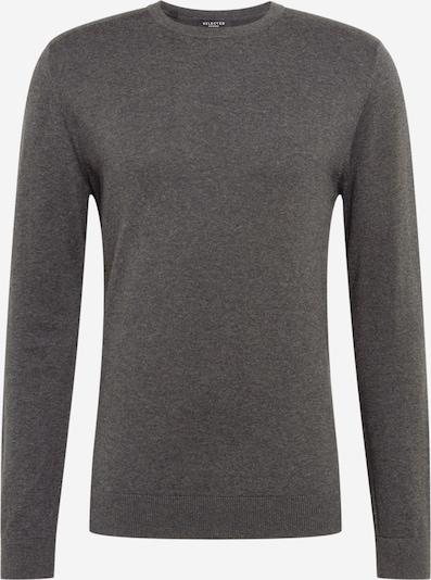 SELECTED HOMME Sweter 'BERG' w kolorze antracytowym, Podgląd produktu