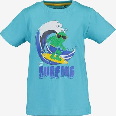 BLUE SEVEN T-Shirt in hellblau, Produktansicht