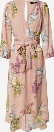 s.Oliver BLACK LABEL Kleid in mischfarben / pastellpink, Produktansicht