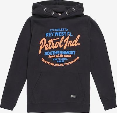Petrol Industries Sweatshirt in anthrazit, Produktansicht