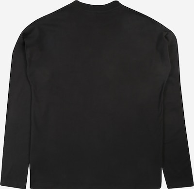 NAME IT Shirt in schwarz: Rückansicht
