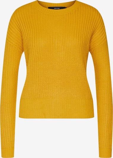 VERO MODA Pullover 'VMGLENDORA' in gelb, Produktansicht