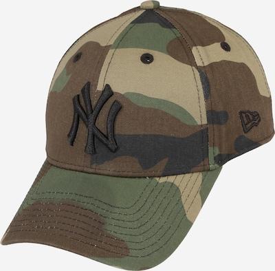NEW ERA Cap in beige / braun / khaki, Produktansicht