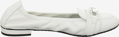Kennel & Schmenger Ballerinas in weiß, Produktansicht