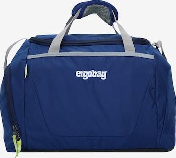 ergobag Sporttasche in Blau