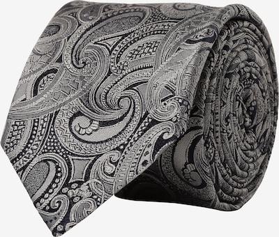 Andrew James Krawatte in silber, Produktansicht