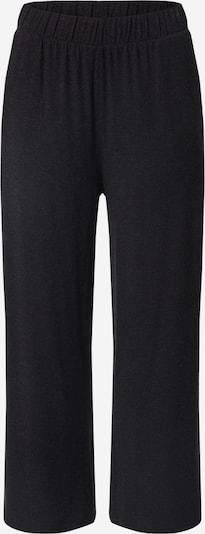 MOSS COPENHAGEN Hose 'Juma Wooltouch Culotte Pants' in schwarz, Produktansicht