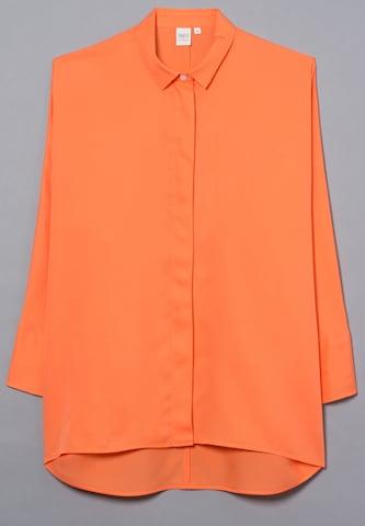 ETERNA Dreiviertelarm Bluse 1863 by ETERNA - PREMIUM in Orange